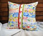 BEGINNER ROTARY CUTTER PILLOW SEWING PATTERN, From Cut Loose Press Patterns NEW