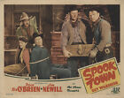 Spook Town 1944 Original Movie Poster Action Adventure Comedy