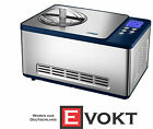 Unold 48818 Ice Cream Maker Machine Schuhbeck Exclusive 150W 1.5L GENUINE NEW