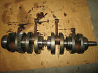 1981 Suzuki GS850 GS 850G 850 crankshaft crank shaft rods rod engine motor