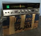 Vtg Sansui 5000A Stereo Amplifier Clean Phono PreAmp FM In Op See Video