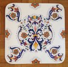New Deruta Italy Hand Painted Wall Plate/Large Centerpiece 19.5