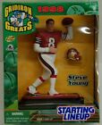 1998 SLU Starting Lineup Gridiron Greats Steve Young Figure San Francisco 49ers
