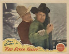 Red River Valley 1944 Original Movie Poster Action Western