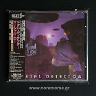 MARSHALL LAW - METAL DETECTOR +1, CD ORG JAPAN w/OBI Pony Canyon1997 SAMPLER OOP