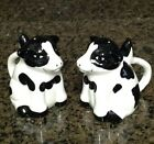 Cow Salt and Pepper Shaker