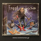 FROST - OUT IN THE COLD, CD Mausoleum Records 2005 NEW SEALED