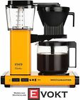 Technivorm Moccamaster KBG741 AO Filter Coffee Maker Yellow Genuine NEW