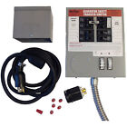 Generac Generator Power Transfer Switch Kit 30-Amp 6-10 Circuit 6408 New
