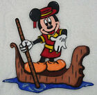 DISNEY EPCOT SHOWCASE ITALY Printed Paper Piece for Scrapbook Pages SSFFDeb