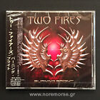 TWO FIRES - BURNING BRIGHT +1, Japan CD +OBI 2010 RBNCD-1035 AOR NEW SEALED