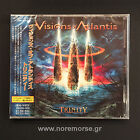 VISIONS OF ATLANTIS - TRINITY, Japan CD +OBI 2007 HRHM-2025 FEMALE NEW SEALED