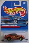 HARD TO FIND OLDER 1997 RELEASE HOT WHEELS PORSCHE CARRERA MIB