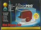 (4) Ultra Pro UV Protected Mini Helmet Display Case Boxes - BRAND NEW