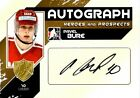 10-11 ITG PAVEL BURE HEROES & PROSPECTS AUTOGRAPH SP VANCOUVER CANUCKS AUTO APB