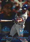 1997 Flair Showcase Legacy Collection Row 1 #101 Henry Rodriguez 100 - NM-MT