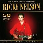 Ricky Nelson 2CD Heroes Collection - 50 Original Recordings