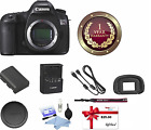 Canon EOS 5DS R DSLR Camera Body Only W CLEANING KIT +25 GC NEW 0582C002