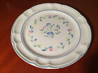 Floral Expressions Hearthside Dinner Plate- Hand decorated stoneware from Japan!