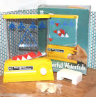 MINT/Tricky Triangles/Wonderful Waterfuls/NIB box/Works/water game/Tomy 1976