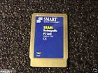 1MB Smart SRAM Memory PCMCIA Card 16Bit 2 KBytes Attribute  Tested  Formatted