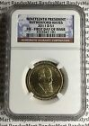 2011 D 1 Rutherford Hayes First Day of Issue Presidential Dollar Coin BU NGC 01