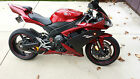 Yamaha : YZF-R 2007 yamaha r 1 yzf r 1 07 1000 superbike sport motorcycle red black never down