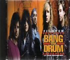 FIGHTER Bang The Drum LET YOUR FREEDOM RING 1992 CD CHRISTIAN HARD ROCK AOR RARE