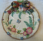 FRITZ AND FLOYD CLASSIC WOODLAND SPRING PLATE