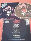 ATOMIK COCKTAIL CD - Metal Rages On  1991  RARE 80s MELODIC METAL from FLORIDA
