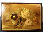 VINTAGE SORRENTO REUGE MUSIC BOX from ITALY 18 NOTE
