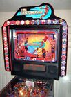 NBA FASTBREAK  Pinball backbox surround Used Shape but NIce Hard to Find