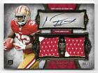 2011 Topps Supreme Autographed Patch Highlights 39