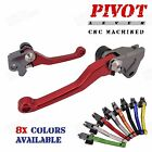 Unbreakable CNC Pivot Brake Clutch Levers for Honda CR80R CR85R 1998 1999-2007