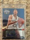 14-15 Panini Totally Certified Anthony Davis Autograph 99