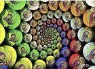 Ravensburger JIGSAW Puzzle 654pcs Colorful Spiral Hobby DIY Decoration Gift Toy
