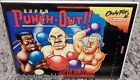 Super Punch Out SNES Game Box 2 x 3 Fridge Locker MAGNET Nintendo