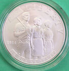 2014 Civil Rights Act of 1964 BU Silver Dollar US Mint UNC Coin with Box and COA