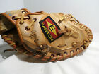 Easton EX220 Catchers Mitt Black Magic Youths Fits Left Hand ALL Leather NICE