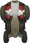 Ricochet Off Road 7 PC Complete Skid Plate Set 2003 18 Honda FourTrax Rincon