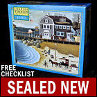 NEW Charles Wysocki - Clammers At Hodges Horn- 1000 Piece Puzzle Americana Beach