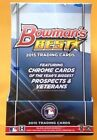 2015 Bowman Best HOBBY Master Box Factory Sealed 4 Auto Kris Bryant Mike Trout?
