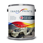 Military Landrover Vehicle Anti Corrosion Metal Primer Paint Grey 5 Litre