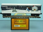 MTH 30-74038 2002 Happy Holidays 40' Box Car NIB