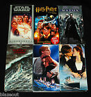 Classic VHS Tape Lot- STAR WARS, TITANIC, MATRIX, HARRY POTTER, PERFECT STORM,,,