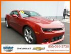 Chevrolet Camaro SS 2015 ss used 62 l v 8 16 v automatic rwd coupe onstar premium