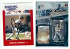 N Y YANKEE DON MATTINGLY 1988 STARTING LINEUP AUTOGRAPHED IN ORGINAL BOX