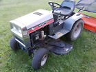 White Outdoor Products Garden Tractor GT 1855 with 3 point hitch hydro lift