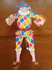 VINTAGE PUPPET STYLE MUSIC BOX MOVES ARMS LEGS MADE IN FRANCE