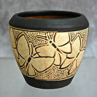 Weller Pottery Claywood Pot w/Butterflies, Circa 1910